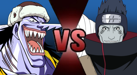 video yonbi vs kisame death