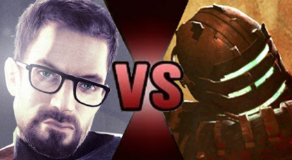 Gordon Freeman vs Isaac Clarke