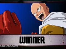 Saitama winner