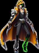 Y ki Terumi (Chronophantasma, Character Select Artwork)