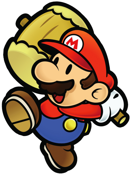 Image result for paper mario transparent