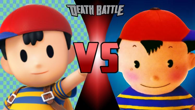 Ness vs Ninten   Death Battle Fanon Wiki   FANDOM powered by Wikia