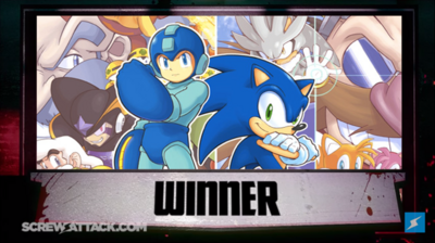 Archie Sonic wins