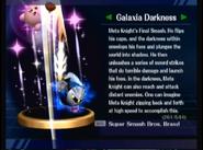 Galaxia DarknessSSBB