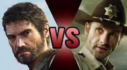 Joel vs Rick Grimes