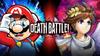 Mario VS Pit (Sharaku)