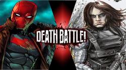Red Hood (Jason Todd) VS Winter Soldier