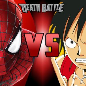 Spider Man Vs Monkey D Luffy Death Battle Fanon Wiki Fandom