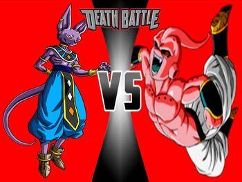 Beerus VS Kid Buu | Death Battle Fanon Wiki | FANDOM ...