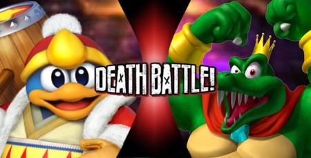 King DeDeDe vs. King K. Rool