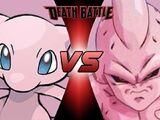 Mew VS Majin Buu