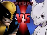 Wolverine vs. Mewtwo