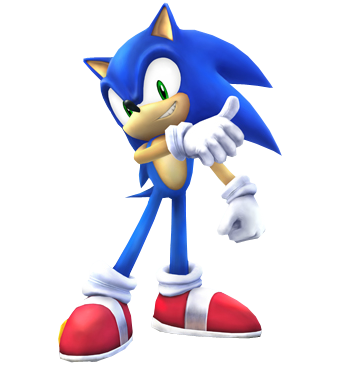 Sonic - Super Smash Bros. Brawl