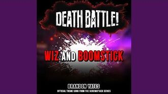 Death Battle Wiz and Boomstick (Official Theme Song from the ScrewAttack Series)-1560878730