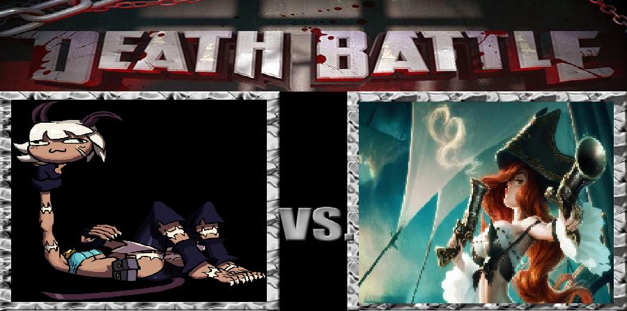 image miss fortune vs ms fortune png death battle fanon wiki