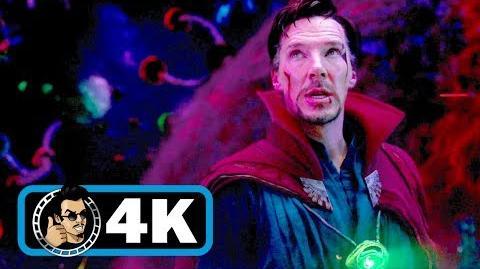 DOCTOR STRANGE Movie Clip - Dormammu, I've Come To Bargain Scene 4K ULTRA HD 2016