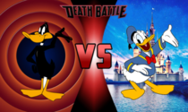 Donald vs Daffy