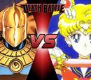 Doctor Fate vs. Sailor Moon