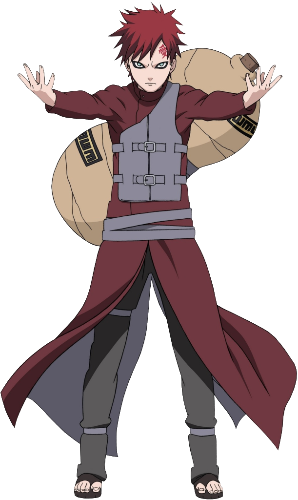Gaara | Death Battle Fanon Wiki | FANDOM powered by Wikia