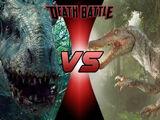 Indominus Rex VS Spinosaurus