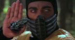 Mortal Kombat - Scorpion as seen in the Mortal Kombat Movie