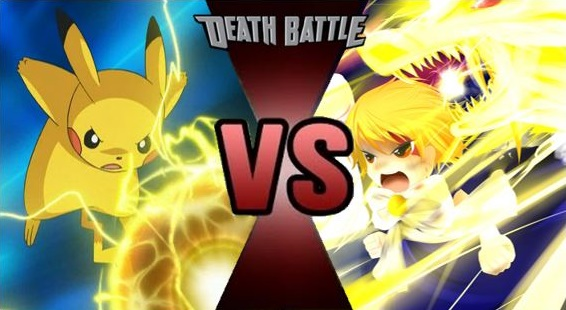 FilePikachu Vs Zatch Bell