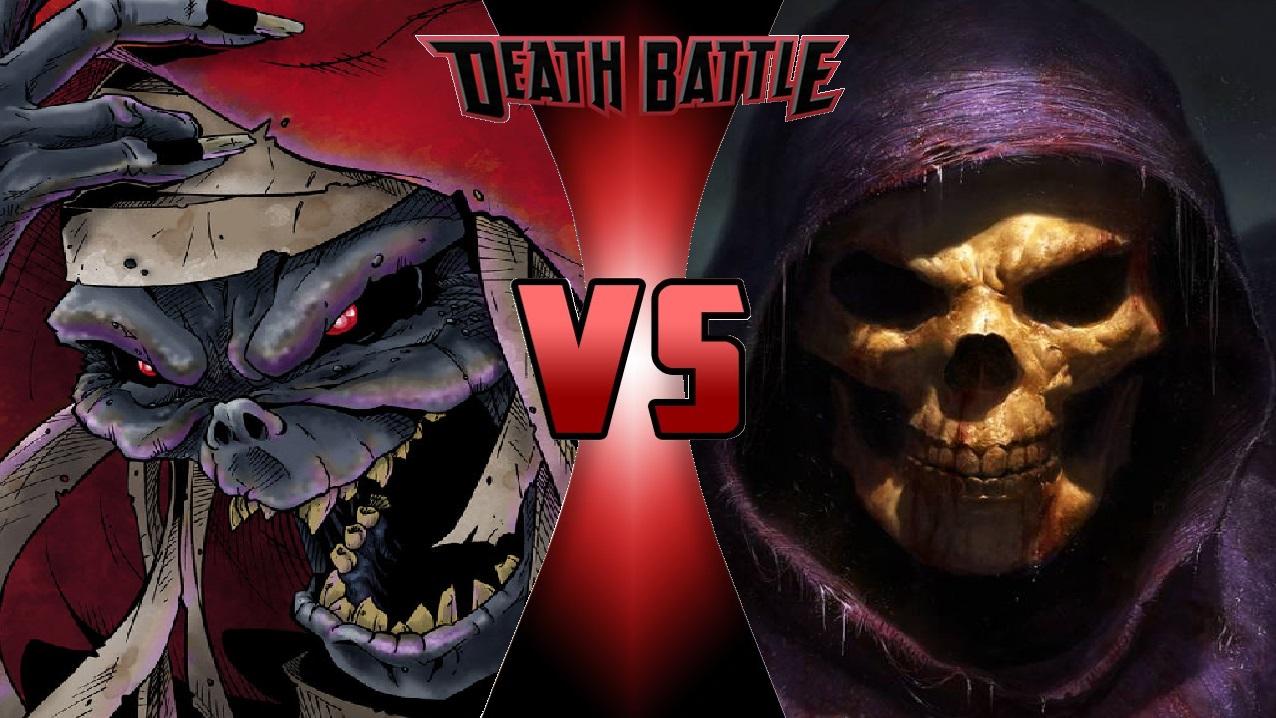 Image - What-if Death Battle Mumm-Ra vs. Skeletor.jpg ...