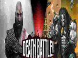 Kratos vs Lobo