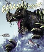 Godzilla legends anguirus