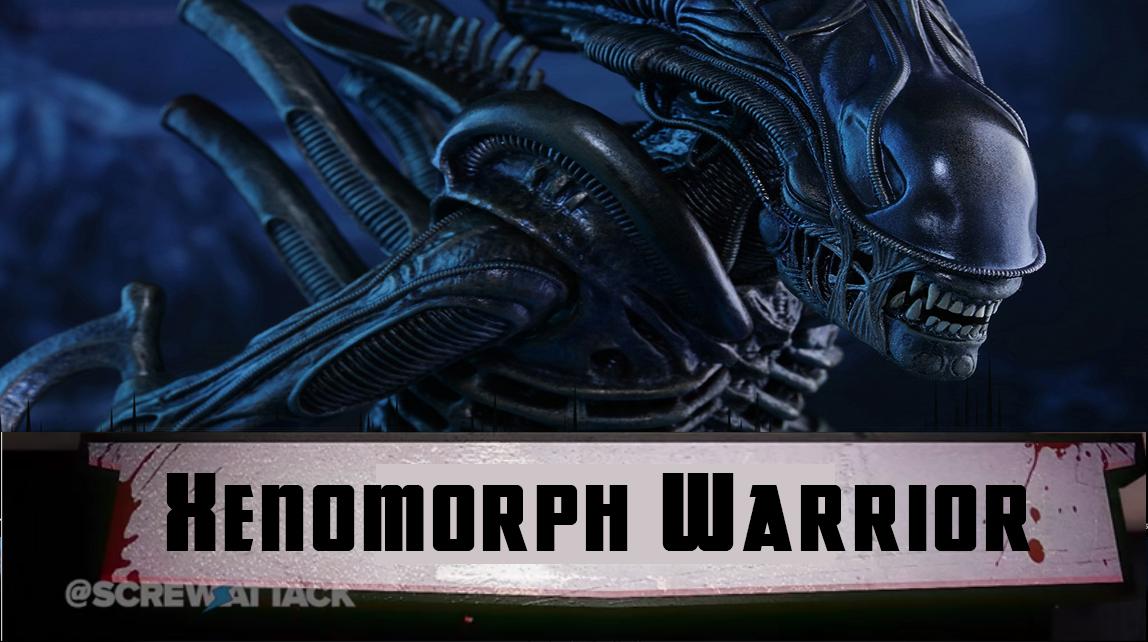 Xenomorph Warrior Vs Warrior Bug Death Battle Fanon Wiki Fandom