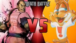 Dan Hibiki vs