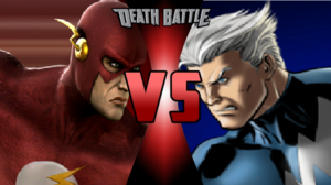 Flash VS Mercurio