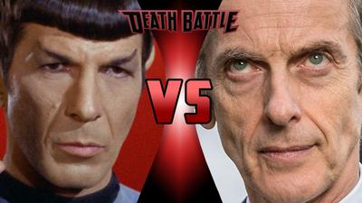 Spock vs Doctor