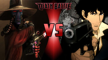Cad Bane vs Spike Spiegel   Death Battle Fanon Wiki   FANDOM powered