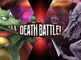 King K. Rool VS Ridley