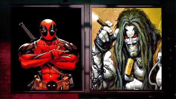 Deadpool v lobo