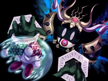 Magolor Soul EX