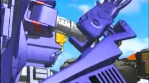 Transformers Cybertron Autobots vs Sideways and Soundwave