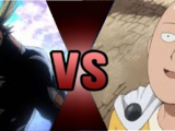All Might vs. Saitama