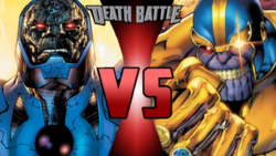 Darkseid vs