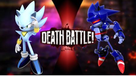 Hyper Mecha Sonic Gun