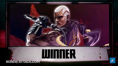 Raven Tekken Winner