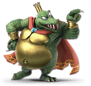 Super smash bros ultimate king k rool render by leadingdemon0-dcjkg39