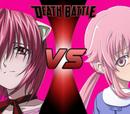 Lucy vs Yuno Gasai