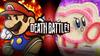 Paper Mario VS Yarn Kirby
