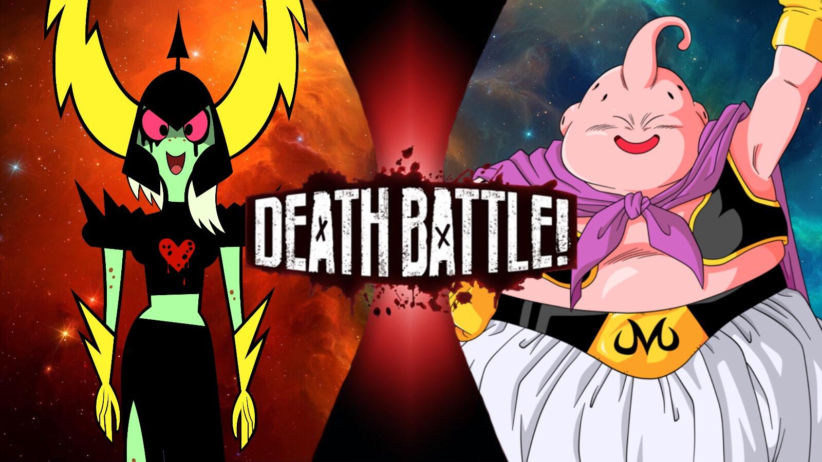 Lord Dominator VS Majin Buu | Death Battle Fanon Wiki ...