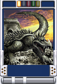 Anguirus card