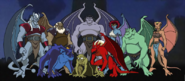 Gargoyles - Goliath and the Gargoyles
