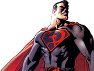 Red Son Superman
