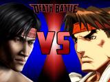 Liu Kang vs. Ryu